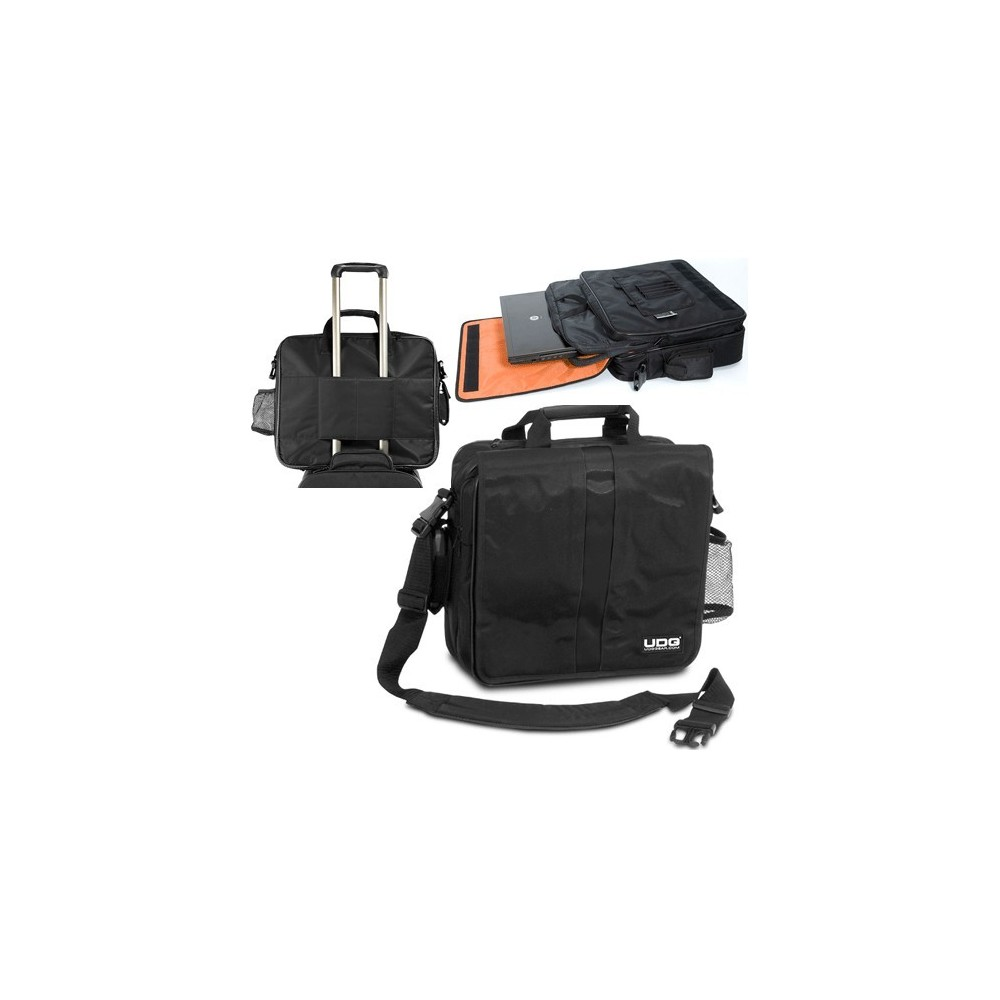 U9470 Courier Bag Deluxe Black