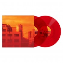 "Serato Performance Series 10"" Red Glass"