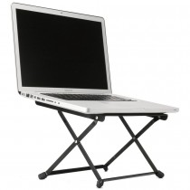 Laptop Stand Riser Black