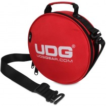 UDG Ultimate DIGI Headphone Bag Red U9950RD