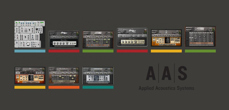 Ya puedes comprar Applied Acoustics Systems en Cutoff