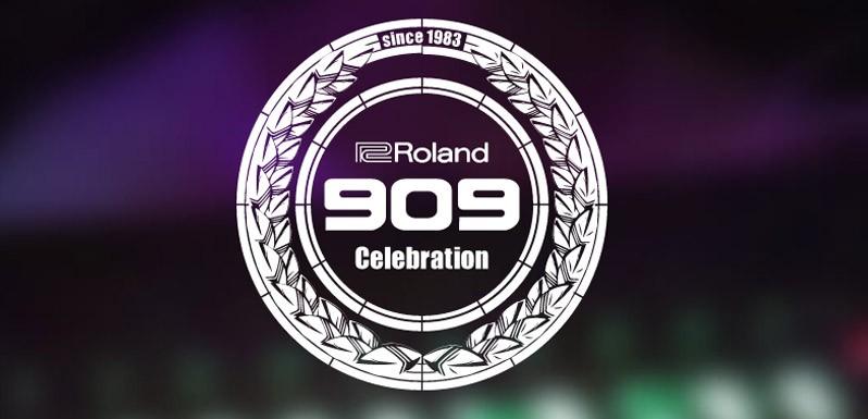 Celebración día 909 de Roland