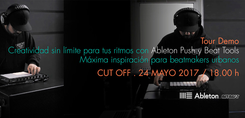 workshop-creatividad-sin-limite-para-tus-ritmos-con-ableton-push-y-beat-tools