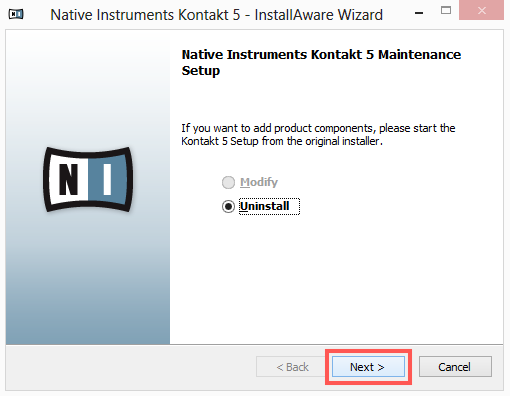 KB1156_UninstallKonakt5AwareWizard
