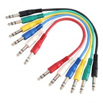 Adam Hall Cables Latiguillo Jack a Jack 0,3m
