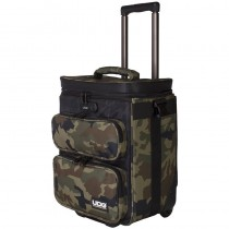 Ultimate DIGI Trolley To Go Black Camo Orange U9880BCOR