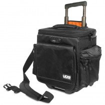 UDG Ultimate SlingBag Trolley DeLuxe Black Orange Inside MK2 U9981BL/OR