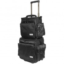 UDG Ultimate SlingBag Trolley Set Deluxe Black MK2 U9679BL