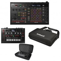 Pioneer DJ Bundle Toraiz Squid + AS-1 + Maletas Incluidas