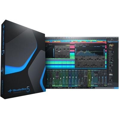 Presonus Studio One 5 Professional Digital Vista Software