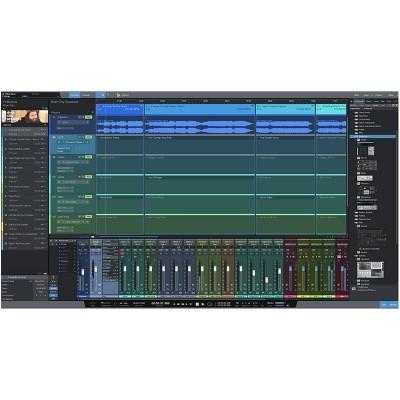 Presonus Studio One 5 Professional Digital Vista Software 1