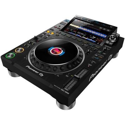 Pioneer DJ CDJ 3000 Angle