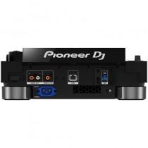 Pioneer DJ CDJ 3000 Rear