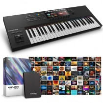 Native Instruments Komplete Kontrol S49 MK2 + Komplete 13 Ultimate