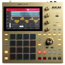 Akai MPC One Special Gold Edition