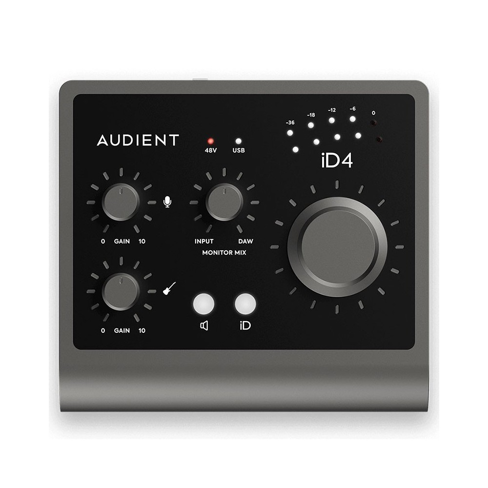 Audient iD4 MKII