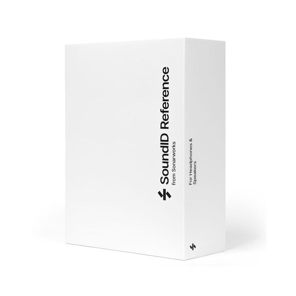 Sonarworks SoundID Reference for Speakers & Headphones with Measurement Microphone