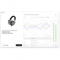 Sonarworks SoundID Reference for Speakers & Headphones with Measurement Microphone Pantalla