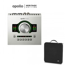 Universal Audio Apollo Twin USB Heritage Edition + Hardcase UDG + 6 Plugins Gratis