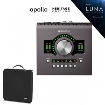Universal Audio Apollo Twin MKII Heritage Edition + Hardcase UDG + 5 Plugins Gratis