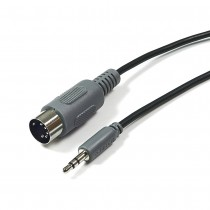 Befaco Patch Cable Grey (Type B) - DIN5 Male