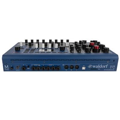 Waldorf M Wavetable Synthesizer Rear