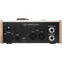 Universal Audio Volt 176 Rear