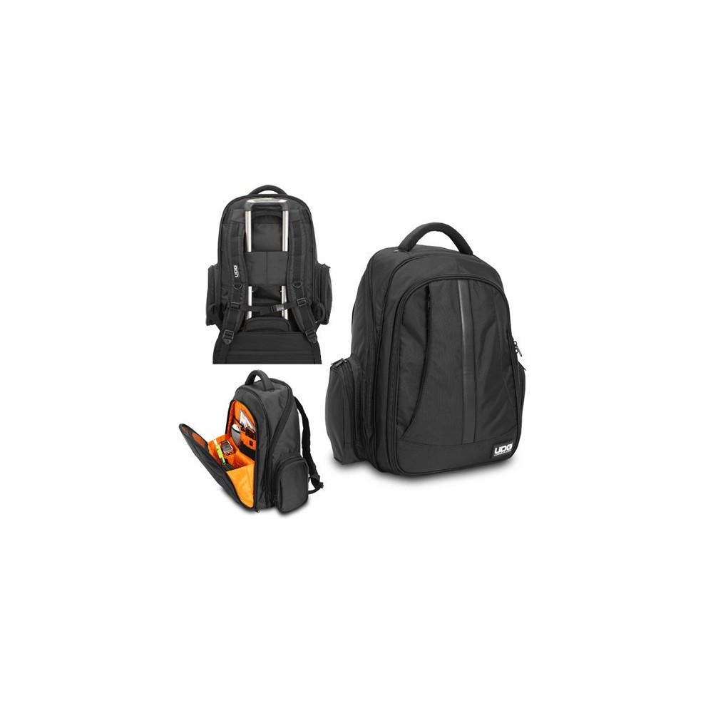 U9102BL Ultimate BackPack Black
