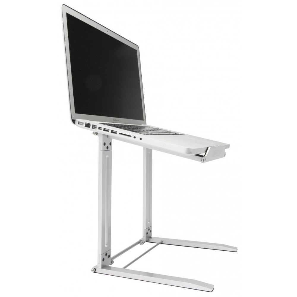 Laptop Stand Traveller Silver