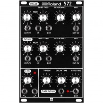 System 500 572 Phase Shifter + Delay + LFO