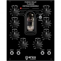Erica Synths Fusion Delay Flanger Vintage Ensemble