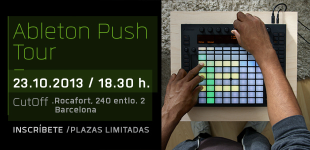 ableton_push_tour_demo