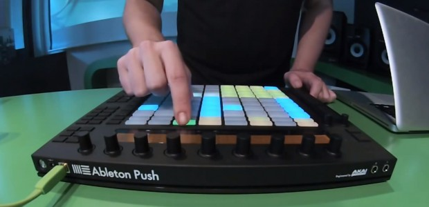 Ableton Push Tour