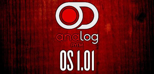 OS 1.01 para Elektron Analog Rytm