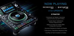 Denon DJ lanza el firmware 1.2 para el reproductor SC5000 Prime