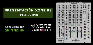 Presentación Allen & Heath Xone 96
