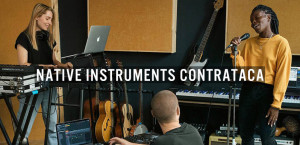 Native Instruments contrataca
