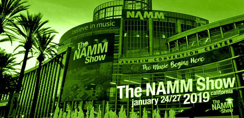 Calentando Motores para NAMM 2019