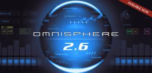Spectrasonics presenta Omnisphere 2.6