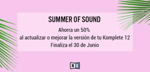 Summer of Sound 2019 de Native Instruments