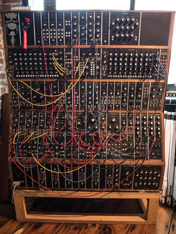 Sintetizador Modular Moog Emerson Edición limitada