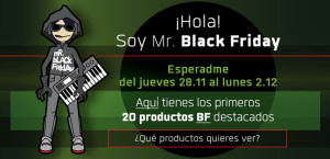 Black Friday 2019 en Cutoff