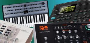 Sintetizadores digitales: El retorno