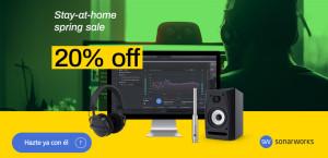Ahorro del 20% en Sonarworks