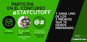Participa en el concurso #StayCutoff