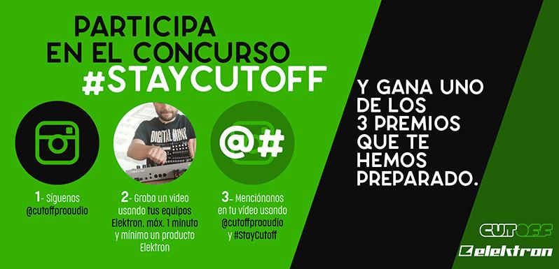 Concurso #StayCutoff
