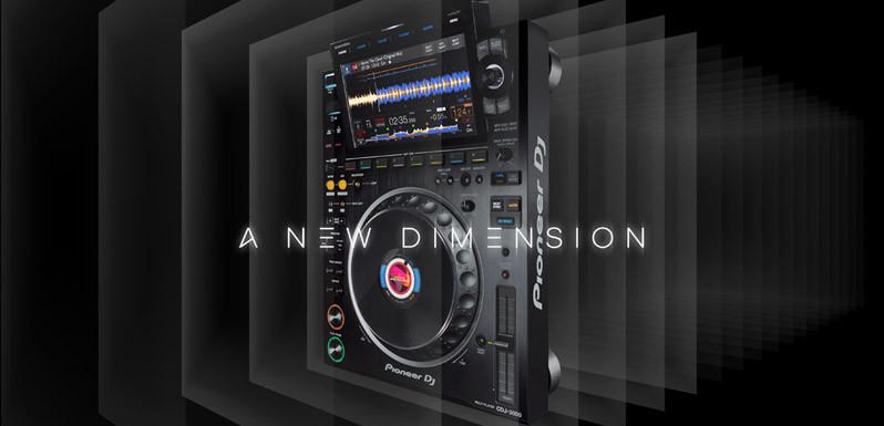 CDJ 3000 nuevo lanzamiento oficial de Pioneer DJ