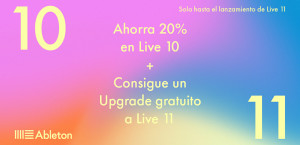 Ableton anuncia Live 11