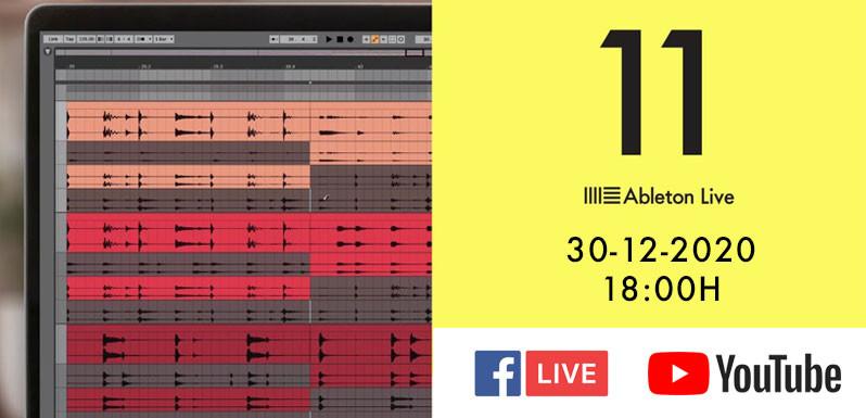 Presentación Live 11 online