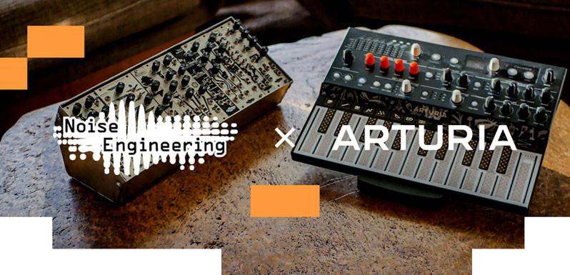 Microfreak V3 de Arturia con Noise Engineering